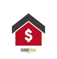 Estate real vector