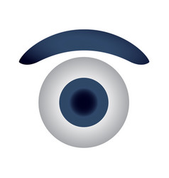 Eye icon vector
