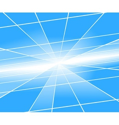 Perspective background vector