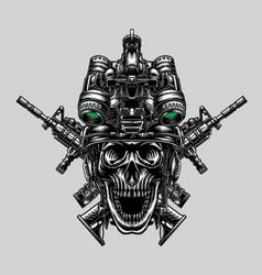 Shooter vector