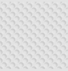 seamless pattern with round holes vector image
