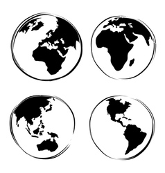 global vector image