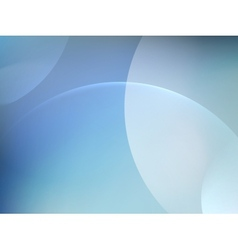 Abstract light blue background EPS10 vector image vector image