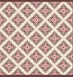 abstract ethnic geometric pattern regularly vector image