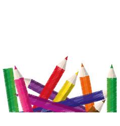 drawing school s design vector image