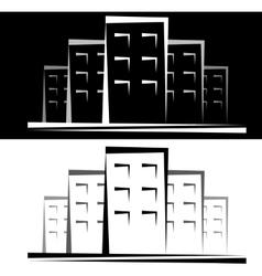 Estate agency vector image vector image