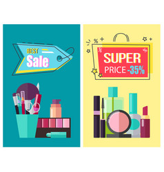 best sale and super price -30 vector image