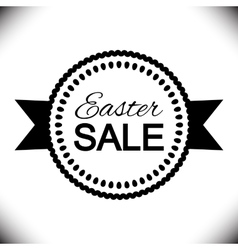 Easter Sale Poster design vector