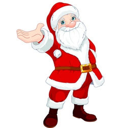 Santa Clause Presents vector image