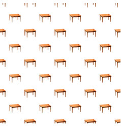 Table pattern seamless vector