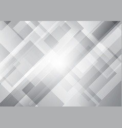 abstract white and gray squares shape geometric vector image