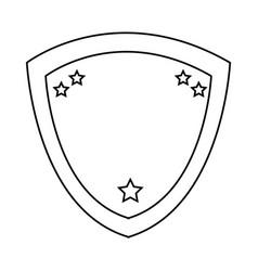 Badge emblem icon vector