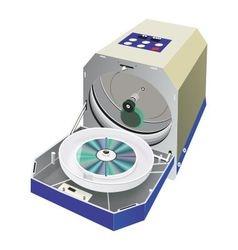 Compact disk repair machine vector