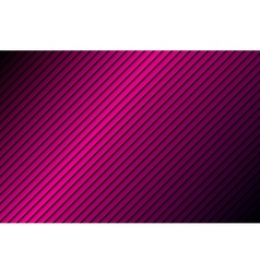 Pink line abstract background vector image