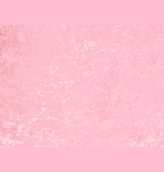 rose gold marble background rose gold vector image