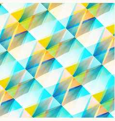abstract mosaic light background vector image