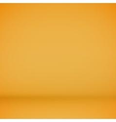 Yellow empty scene vector