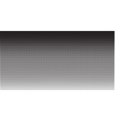 background halftone dot pattern retro vector image