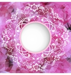 background roses with space for inscriptions vector image