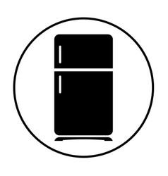 refrigerator 05 vector image