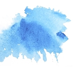 Spot watercolor vector