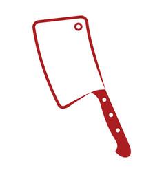 butchery vector image