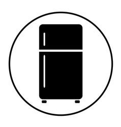 refrigerator 06 vector image