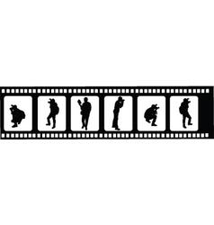 photographers - vector image
