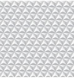 Subtle minimalistic geometrical mosaic design vector image vector image