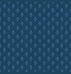 fleur de lis texture vector image