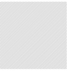 thin diagonal stripes background vector image