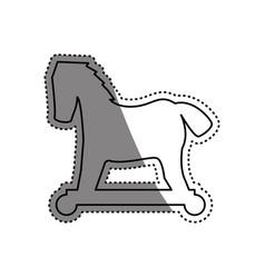 Virus malware trojan symbol vector