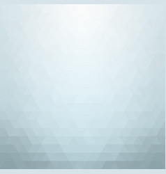 Abstract blue light geometric polygonal background vector