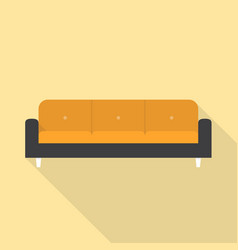 sofa icon set of great flat icons use for vector image