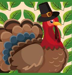 turkey icon image vector image