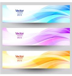 banner vector image