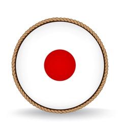 Japan Seal vector image
