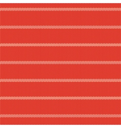background in style of a knitted cloth vector image