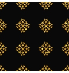 Moroccan tiles seamless pattern 1 vector