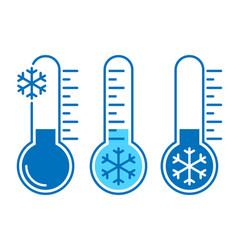 Cold temperature vector