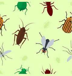 Fly insects wildlife entomology bug animal nature vector