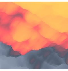 Lava Abstract background Modern pattern vector image
