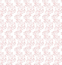 romantic pattern seamless texture vector image