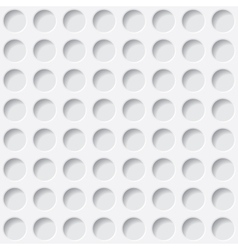 holes background vector image