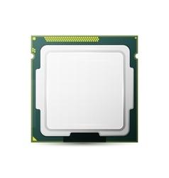 Processor Computer Hardware vector image