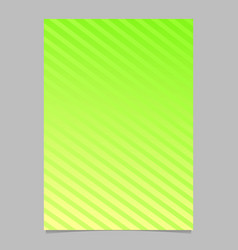 Abstract geometric stripe pattern page template vector