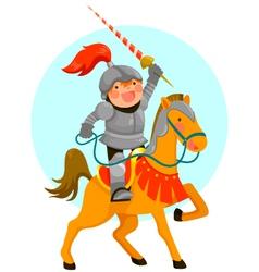 knight small vector image