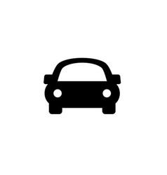 sports car icon vector image