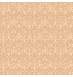 Vintage luxury lace background vector image
