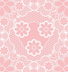 Decorative design vector image
